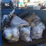 混合廃棄物