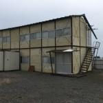 2階建倉庫