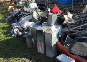 引取り前 混合廃棄物
