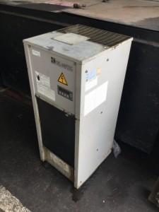 引取り前 油温調整装置